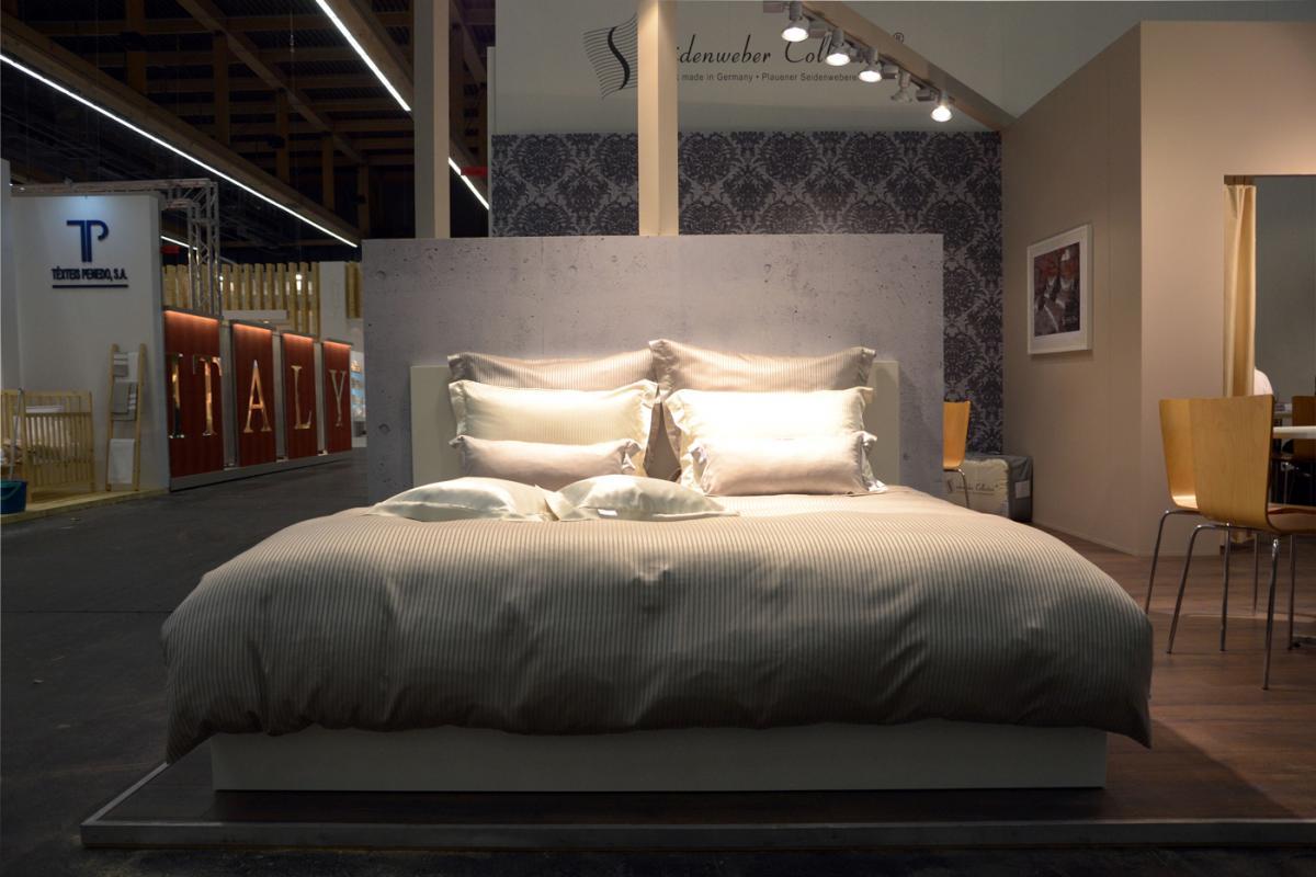 messebesuch heimtextil 2015 plauener seidenweberei gmbh. Black Bedroom Furniture Sets. Home Design Ideas
