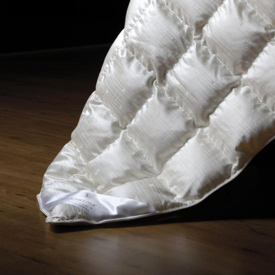 Silk/Down comforter Jupiter