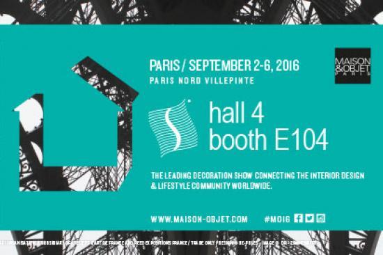 Plauener Seidenweberei GmbH lädt zur Maison&Objet Messe Paris