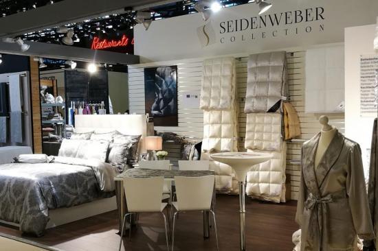 Plauener Seidenweberei GmbH - Maison&Objet Paris