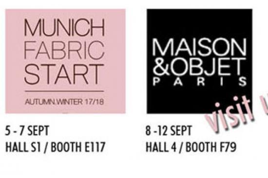 Munich Fabric Start / Maison et Objet