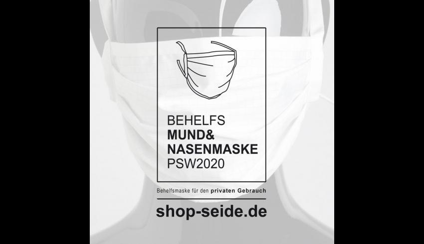 Behelfs-Mund-/Nasenmaske PSW2020