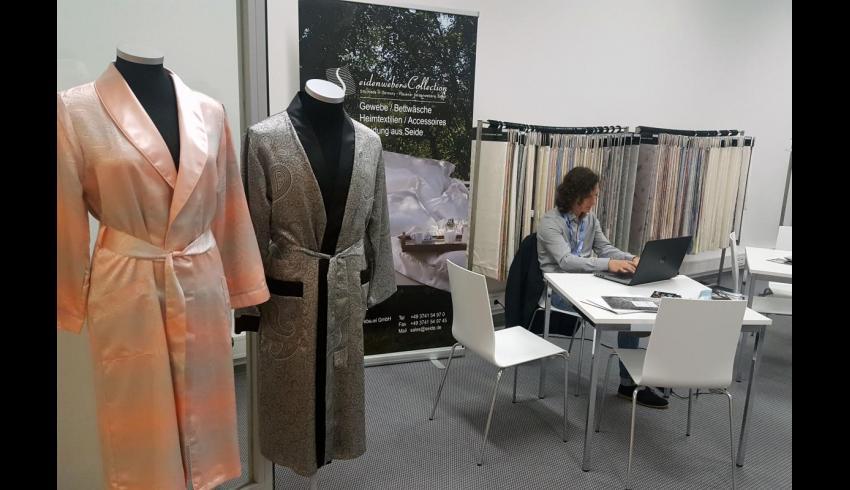 Plauener Seidenweberei GmbH - Munich Fabric Start