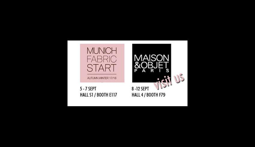 Munich Fabric Start / Maison et Objet