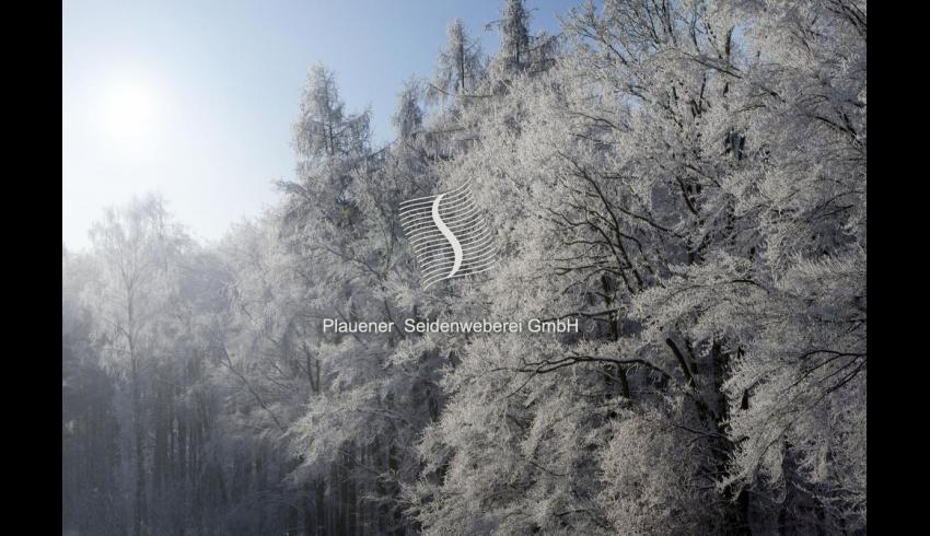 Winter in der Plauener Seidenweberei GmbH